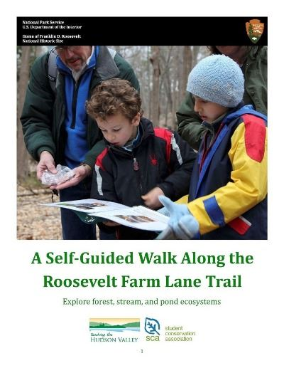 Roosevelt Farm Lane Guided Walk Cover
