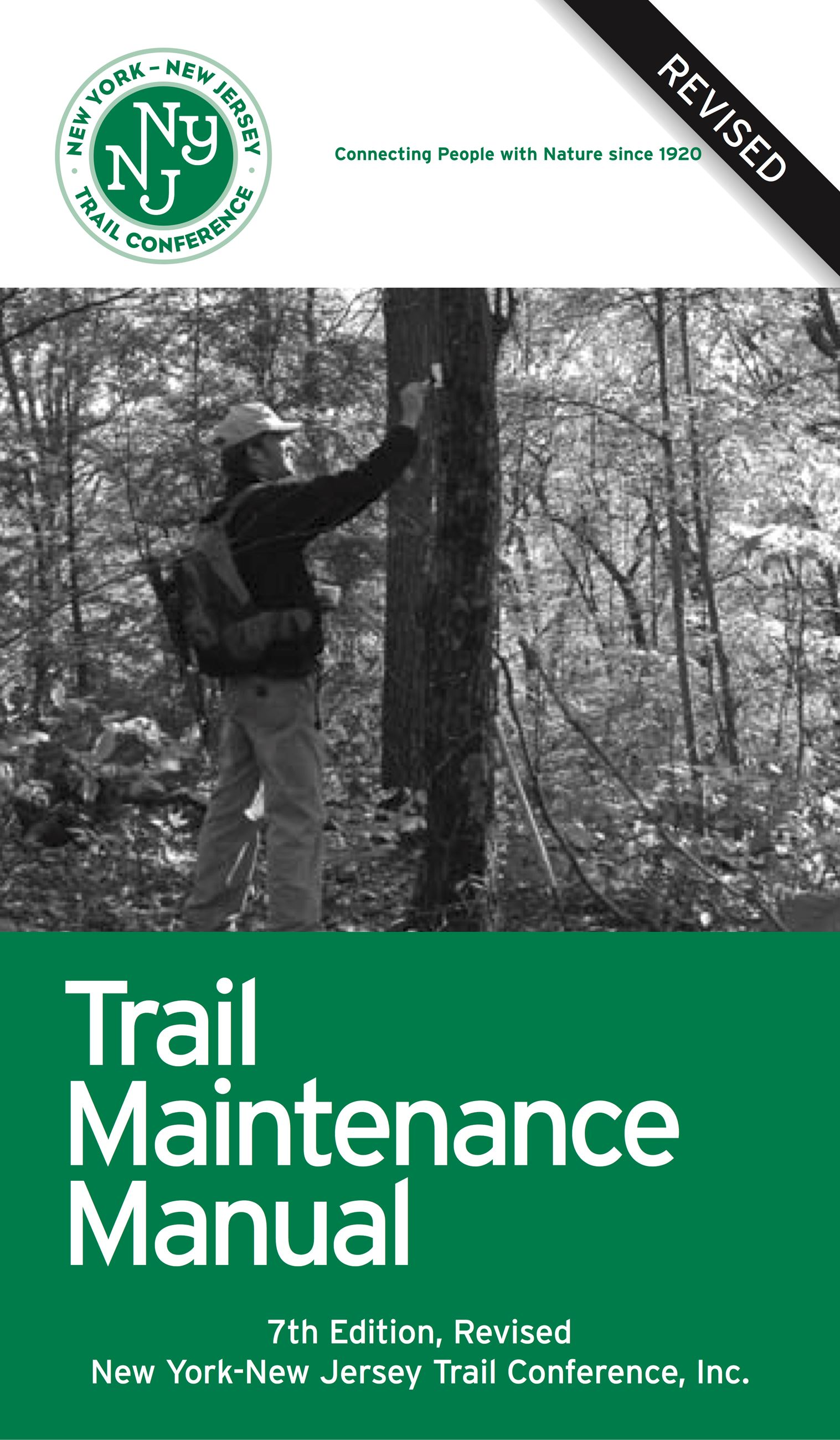 Trail Maintenance Manual Cover
