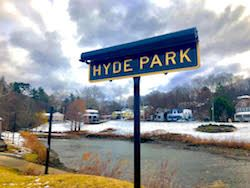 Hyde Park Sign Thumbnail