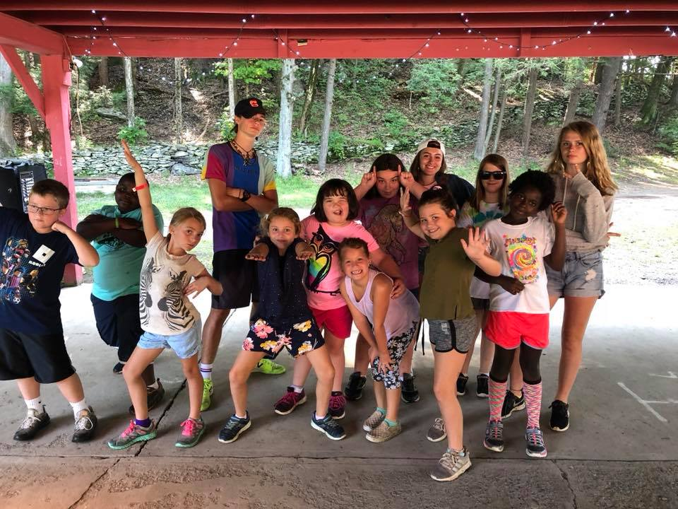 Summer Camp Groups 5 and 6
