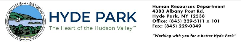 Hyde Park Logo and Address for Human Resources