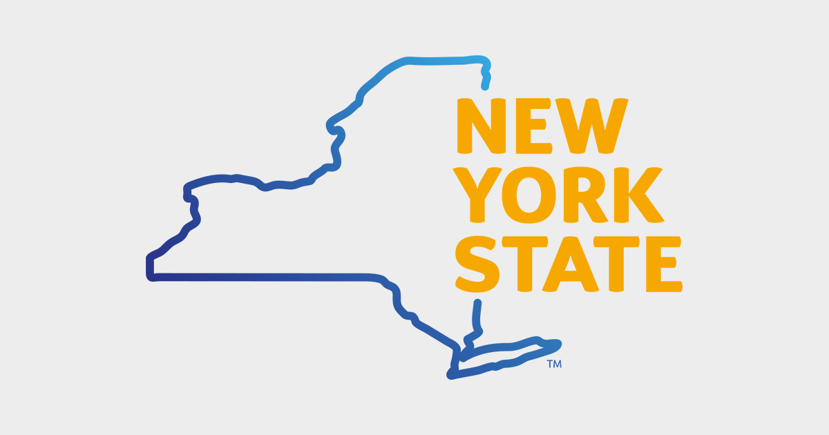 NY State Government Logo