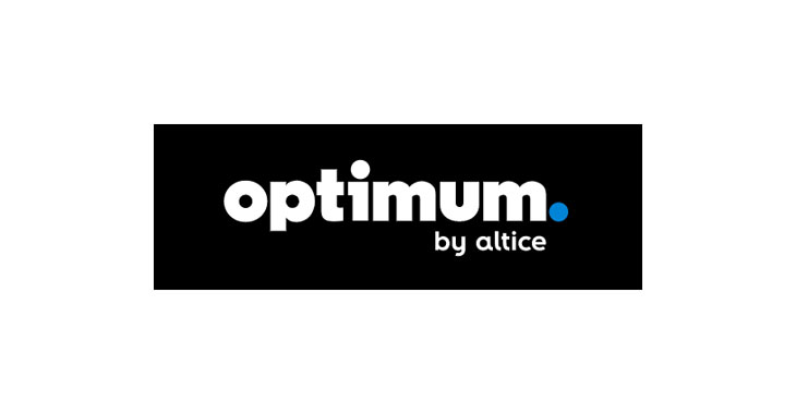 Optimum by Altice Logo
