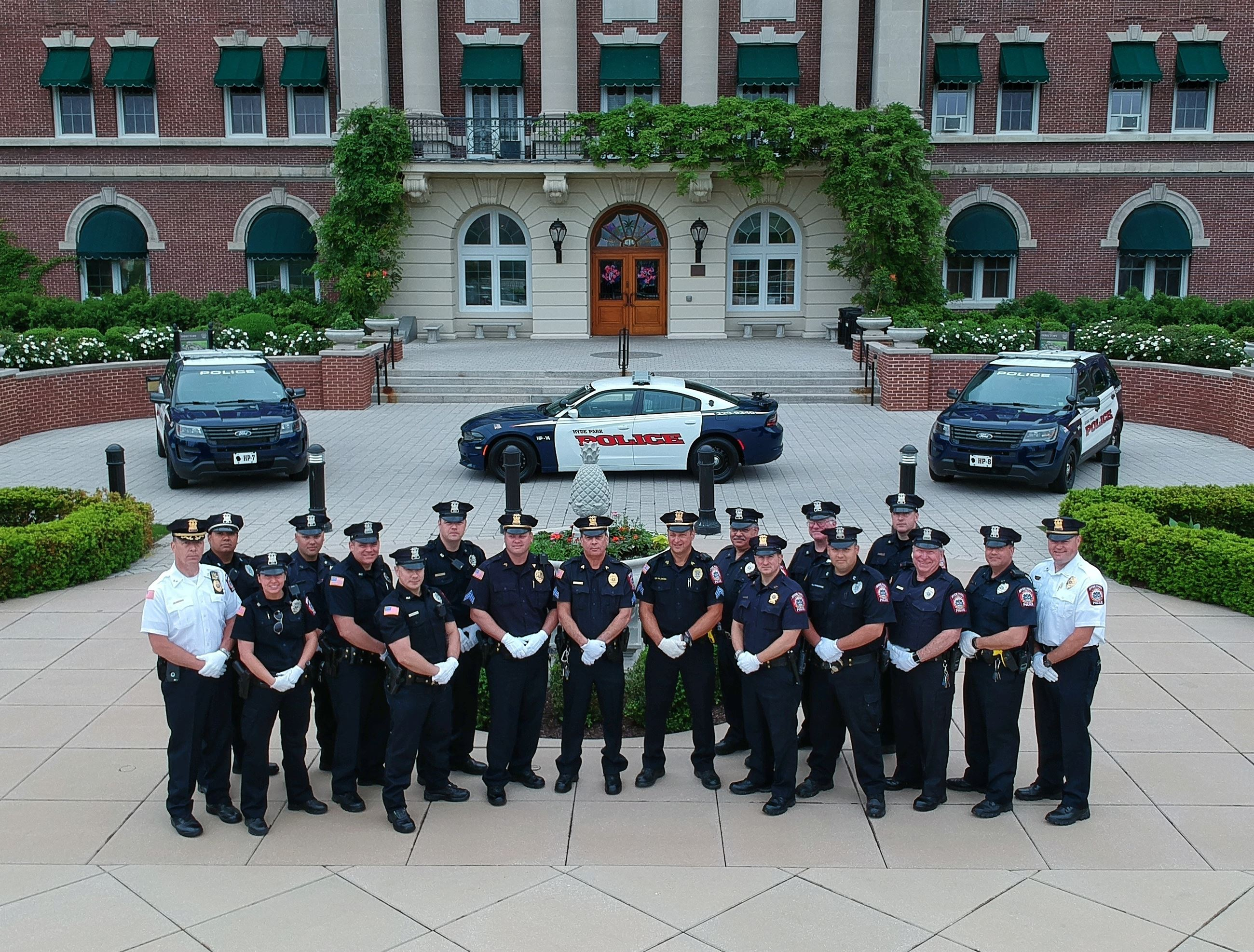 Hyde Park Police Staff