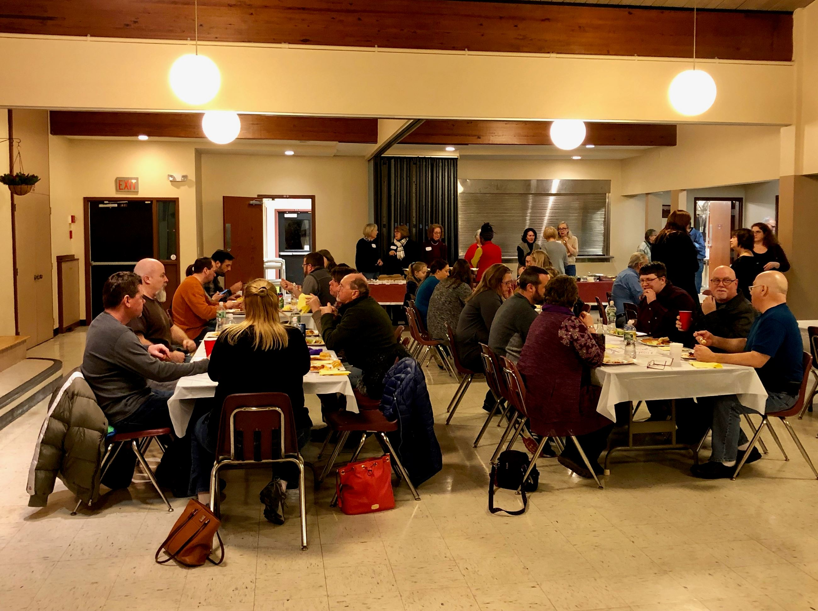 Community Dinner for Federal Employees